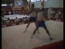 Первый бой Майк Тайсона в 16 лет.