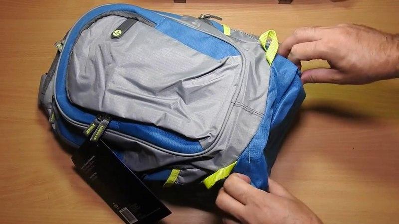 Рюкзак для ноутбука HP Outdoor Sport 15 6 Blue Grey F4F29AA