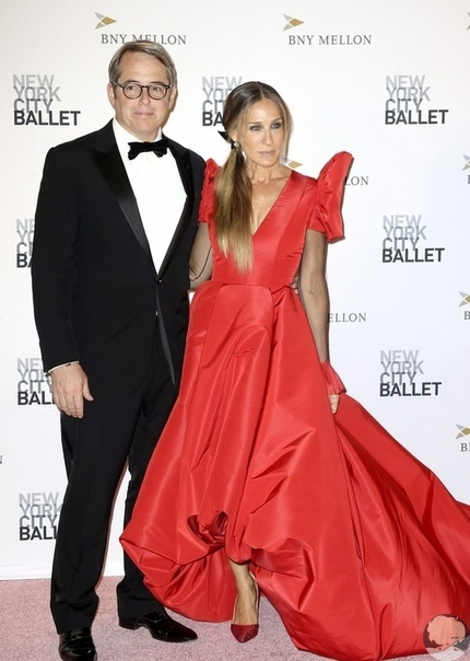 NYC Ballet Fall Fashion Gala 2018