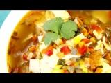 Уйгурский суп.