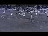 Красивый голешник в ворота Ювентуса l Qweex l vk.com/nice_football