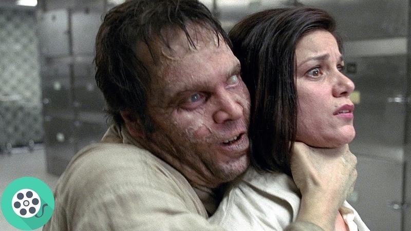 Эдгар берёт в заложники Лорел. Люди в чёрном (1997) год.