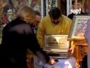 Ковчег со святыми мощами прибыл в Новомосковск