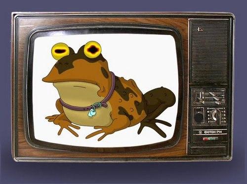 Гипножаба на экране