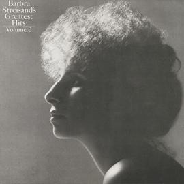 Barbra Streisand альбом Barbra Streisand's Greatest Hits Volume II