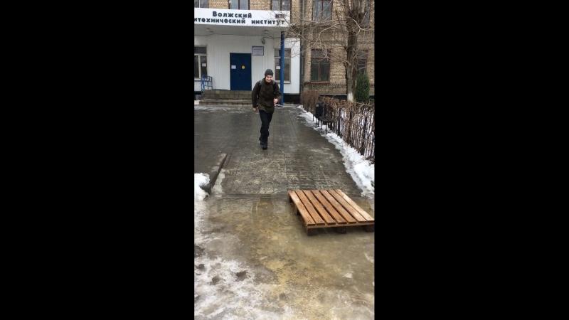 Петя серфит