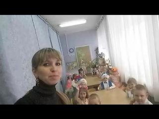 Утренник в детском саду 19 г. Самара
