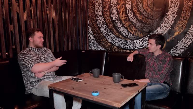 Беседа с Евгением Солдатовым, совладельцем кальянных OverPack