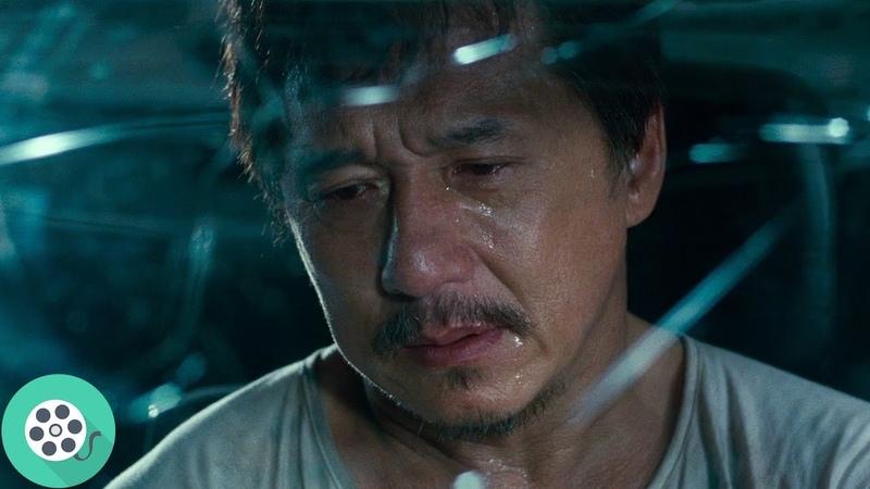 Мистер Хан рассказывает об автокатастрофе где потерял своих детей Каратэ пацан 2010 год