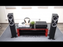 40000 next level audio test Tannoy Eclipse Three Yamaha A-S201