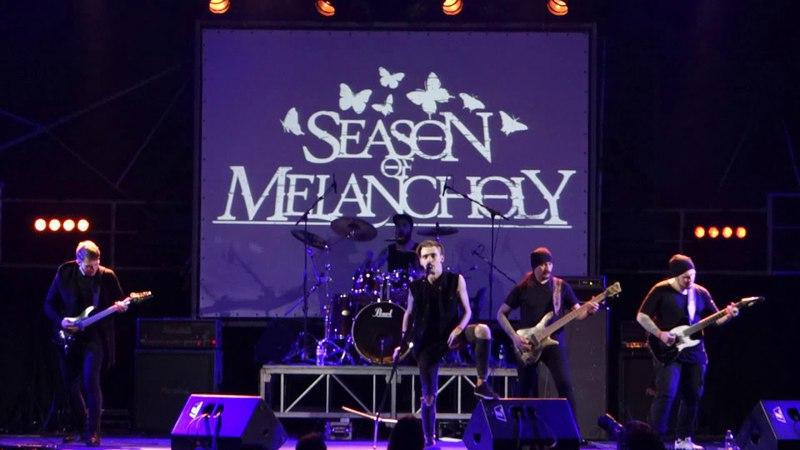 Season Of Melancholy - Needle Numb (Live at Bingo club, Kiev, 16.03.2018)