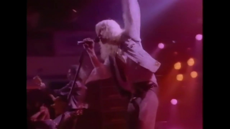 Kix - Blow My Fuse (Official Video)