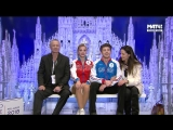 Alexandra Stepanova- Ivan Bukin World Championships 2018 SD