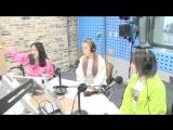 180605 SBS Power FM Choi Hwajung's Power Time KHAN &amp yubin (audio fixed)