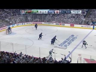 Minnesota Wild vs Winnipeg Jets R1, Gm2 apr 13, 2018