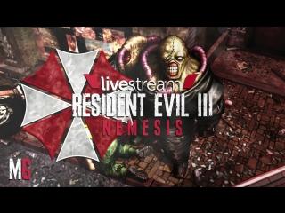 ► Resident Evil 3: Nemesis {ePSXe/Hardcore} #2 → Одноглазый с глистами [i5/16GB/GTX1060]