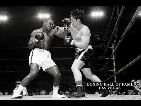 Joe Frazier Dropped – But Beats Oscar Bonavena I - September 21, 1966