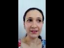 Видеоотзыв для Ирины Козловой