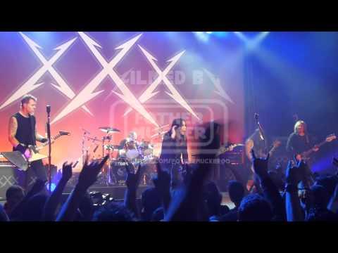 Metallica w/ Geezer Butler Ozzy Osbourne Paranoid LIVE San Francisco, USA 2011-12-10 1080p FULL HD