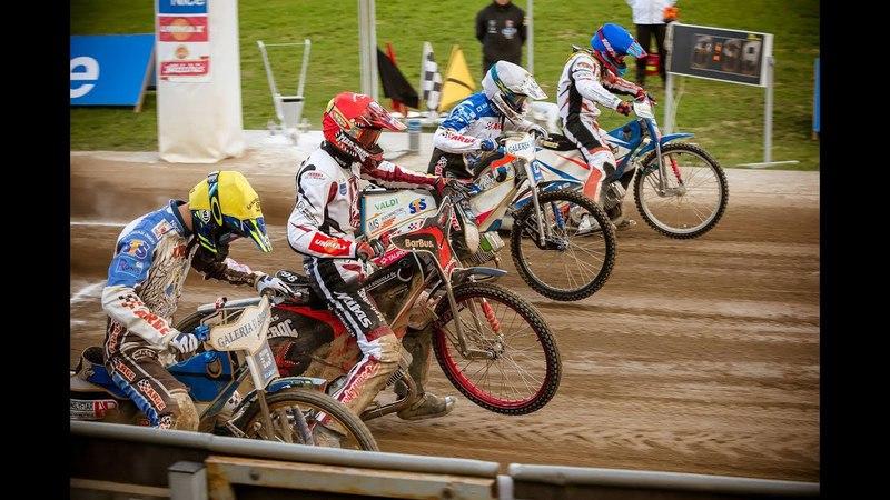 SK Lokomotiv Daugavpils - Arge Speedway Wanda Kraków (all heats)