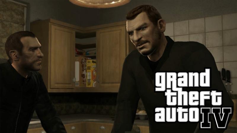 Grand Theft Auto IV   Миссия 52   Action Speak Louder Than Words