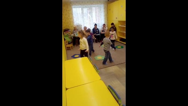 Открытые занятия Подготовка к школе для детей 4 лет ДЦ Пчеленок