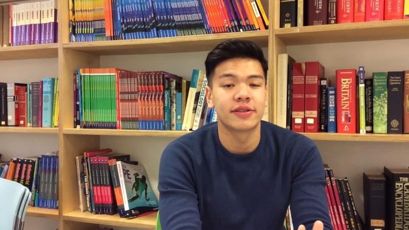 Bobby Law - Hong Kong - EF Academy Torbay