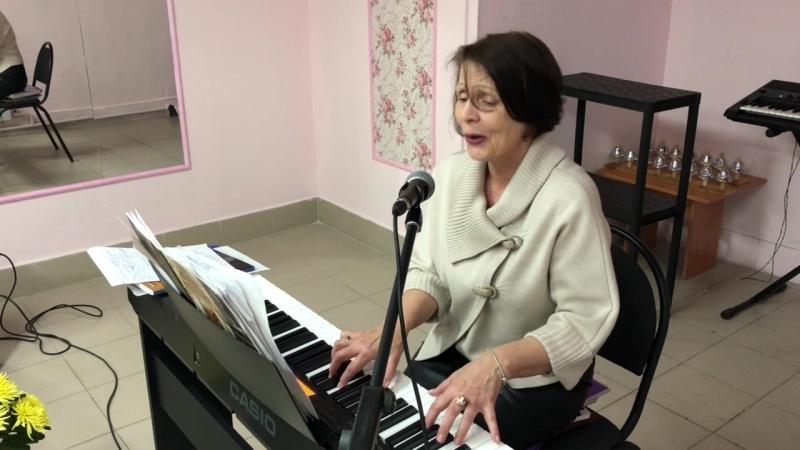 стихи А..Ахматова, муз. И.Трифонова