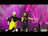 Setor VIP - - Tiago Abravanel e Sophia Abrahão cantam Mila em SP (04-08-17).