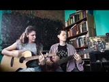 Yoko Kanno &amp Mai Yamane - The Real Folk Blues (Саша Февралева &amp Виктор Цененко cover)