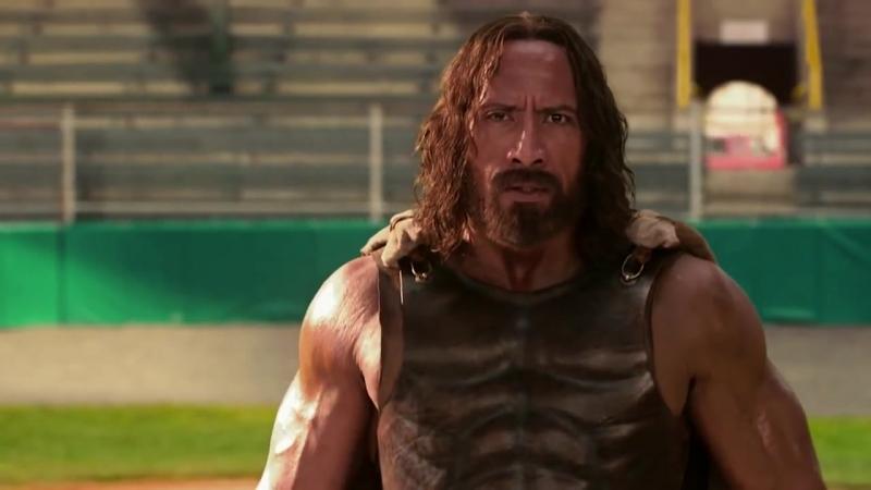 Hercules Movie - ESPN Home Run Derby Spot