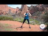 2 of 50 Zion's March Across America (shortened version) Walking At Home Workout