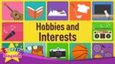 3 Kids vocabulary Hobby and Interest What do you like doing Learn English for kids