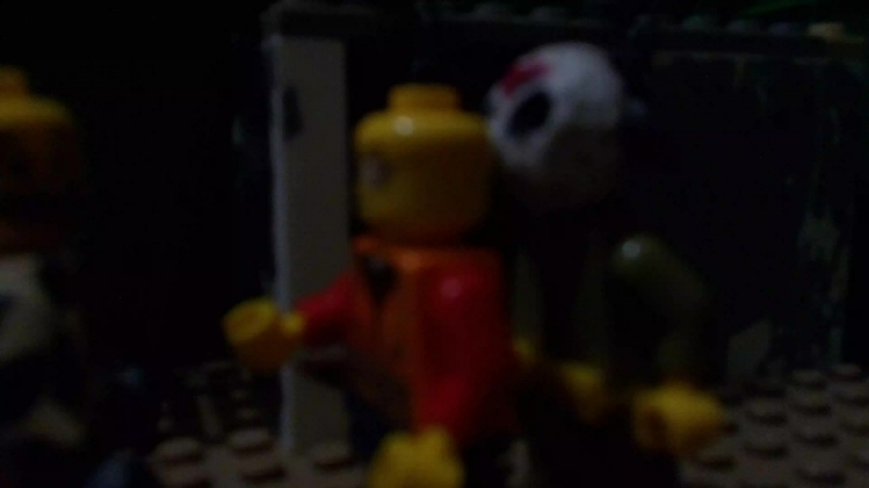 LEGO Пятница 13