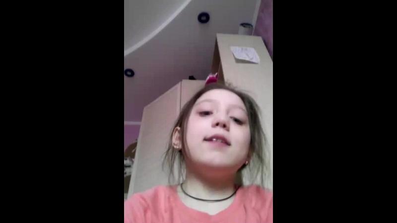Анечка Шипунова Live