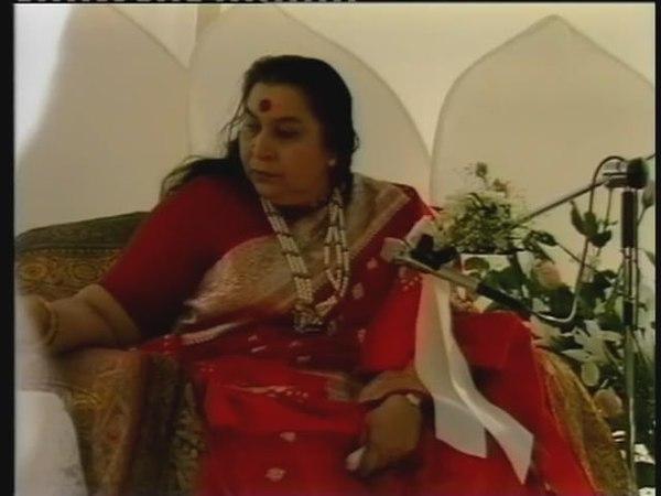 Sahasrara Puja 1986 Part 2