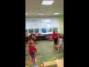фрагмент занятия по физкультуре в группе май