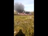 В Красноярском крае разбился веролет Ми-8, 18 человек погибли