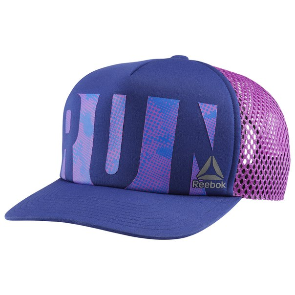 Кепка Run Club Trucker Hat