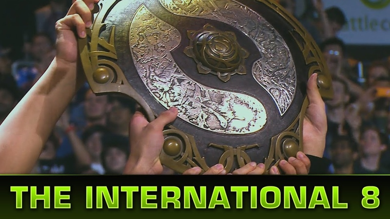 Dota 2 - The International 8 Movie TI8