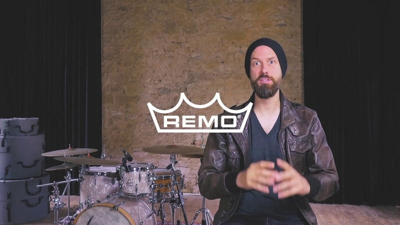 Remo Benny Greb Tuning Tips