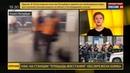 Новости на Россия 24 Очевидец ЧП в метро Питера двери не выбило а выгнуло в обратную сторону