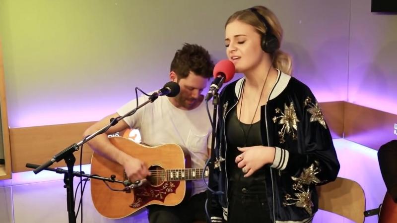 Kelsea Ballerini - Apologize (OneRepublic Timbaland cover, Radio 2 Breakfast Show Session)