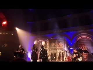 ROGER WATERS Lucius - Mother (Union Chapel, London, 6.09.2018).