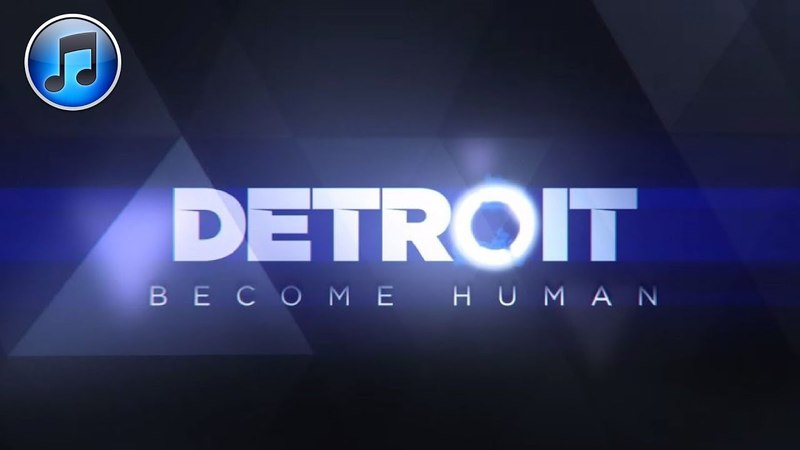 DETROIT BECOME HUMAN Official Soundtrack (19 Tracks)