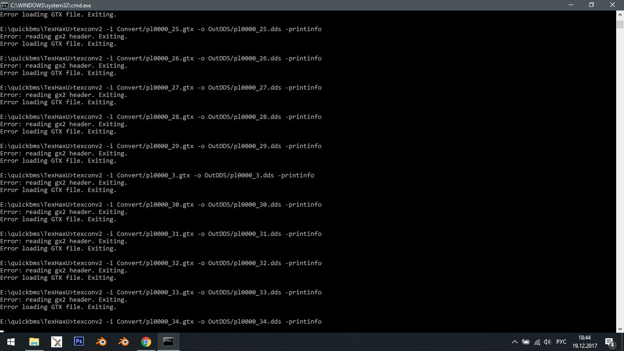 Noesis plugin for PC and WiiU Bayonetta, Bayonetta 2 - Page 3