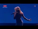 Тина Кароль и Никита Ломакин - Дикая вода _ Все во мне (M1 Music Awards 2017) HD