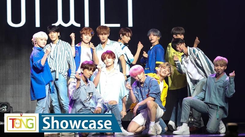 SEVENTEEN(세븐틴) Oh My!(어쩌나) Showcase Stage (YOU MAKE MY DAY, 유 메이크 마이 데이)