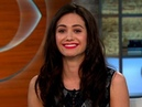 Emmy Rossum on her character's downfall in the fourth season of Shameless