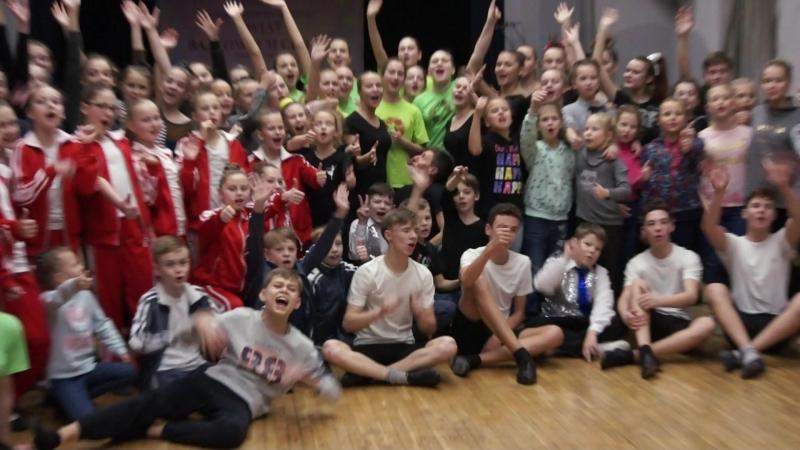 2018 Мы ДЕТИ 21 ВЕКА! УРА Зак мастер класс польский танец